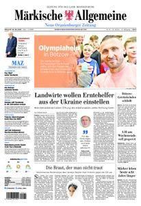 Neue Oranienburger Zeitung - 23. Mai 2018