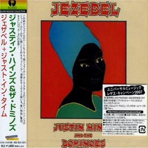 Justin Hinds And The Dominoes - Jezebel + Just In Time (2004) {2007, Remastered, Japan}