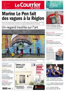 Le Courrier de l'Ouest Nord Anjou – 07 octobre 2019