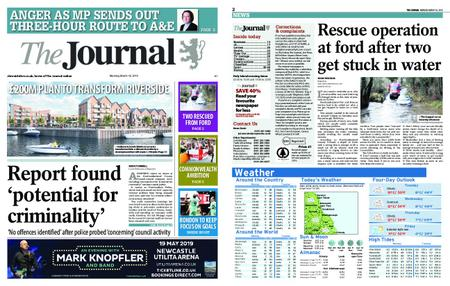 The Journal – March 18, 2019