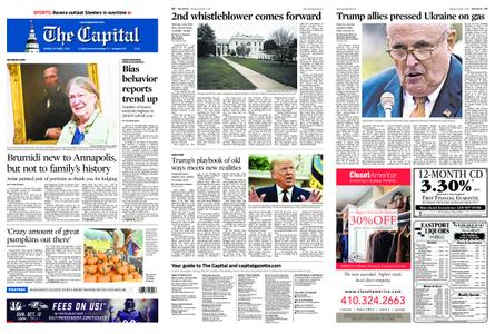The Capital – October 07, 2019