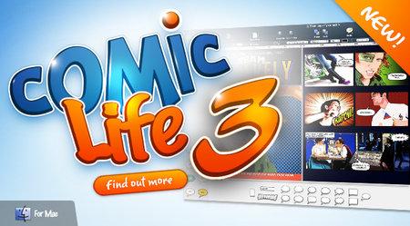 Comic Life 3.5.5 (v34135) Portable