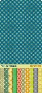 Photoshop Patterns - Pixel Pattern #3