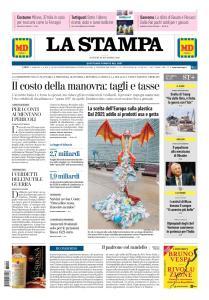 La Stampa Imperia e Sanremo - 20 Dicembre 2018