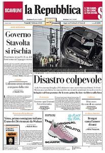 la Repubblica - 7 Febbraio 2020
