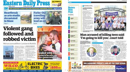 Eastern Daily Press – March 03, 2020