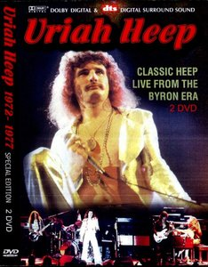 Uriah Heep - Classic Heep Live from the Byron Era (2004) [2xDVD]
