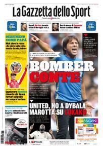 La Gazzetta dello Sport Roma – 05 agosto 2019
