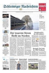 Schleswiger Nachrichten - 29. November 2018
