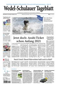 Wedel-Schulauer Tageblatt - 26. Juni 2020
