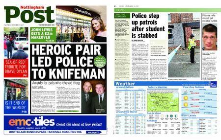 Nottingham Post – November 03, 2017