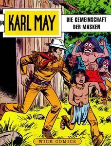 Karl May 84 - Die Gemeinschaft der Masken