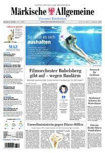 Märkische Allgemeine Zossener Rundschau - 31. Juli 2018