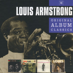 Louis Armstrong - Original Album Classics  [2010, 5CD Box Set, Sony Music, 88697657212] Re-up