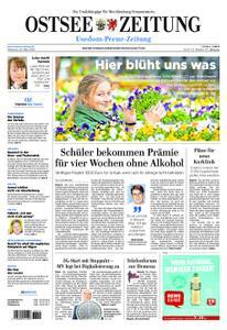 Ostsee Zeitung Wolgast - 20. März 2019