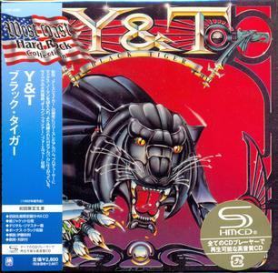 Y&T - Black Tiger (1982) [2011, Japanese SHM-CD]