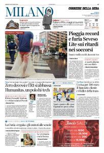 Corriere della Sera Milano – 25 luglio 2020