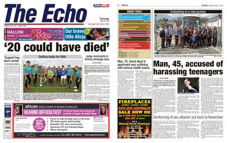 Evening Echo – May 21, 2019