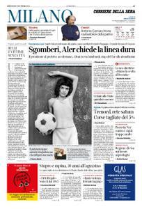 Corriere della Sera Milano – 07 novembre 2018