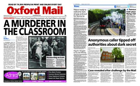 Oxford Mail – June 15, 2019