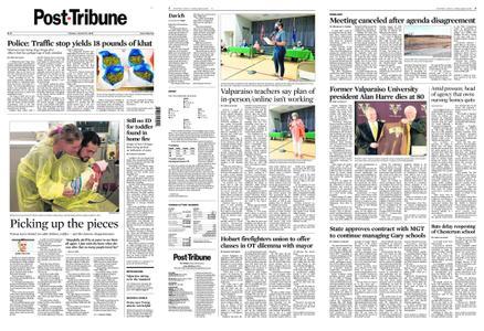 Post-Tribune – August 25, 2020