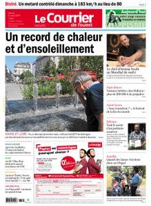 Le Courrier de l'Ouest Angers – 06 août 2019