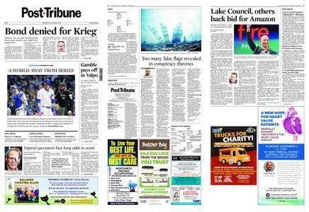 Post-Tribune – October 18, 2017