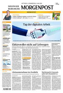 Solinger Morgenpost – 01. Mai 2019