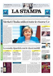 La Stampa Torino Provincia e Canavese - 27 Giugno 2020