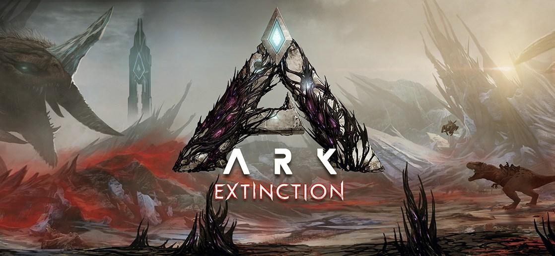 ARK: Survival Evolved - Extinction (2018) / AvaxHome