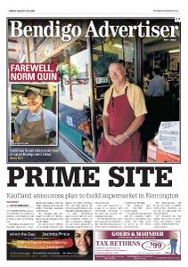 Bendigo Advertiser - August 30, 2019