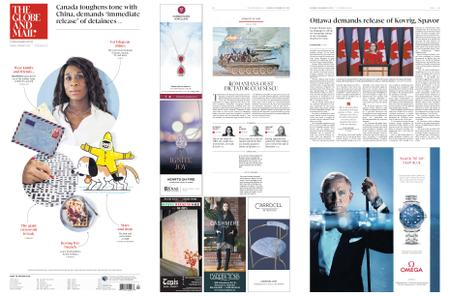 The Globe and Mail – December 22, 2018