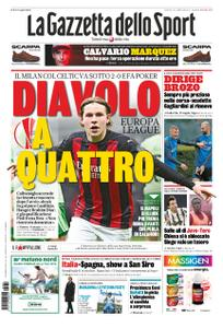 La Gazzetta dello Sport – 04 dicembre 2020