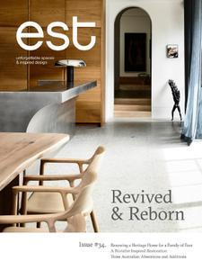 Est Magazine - Issue 34 2019