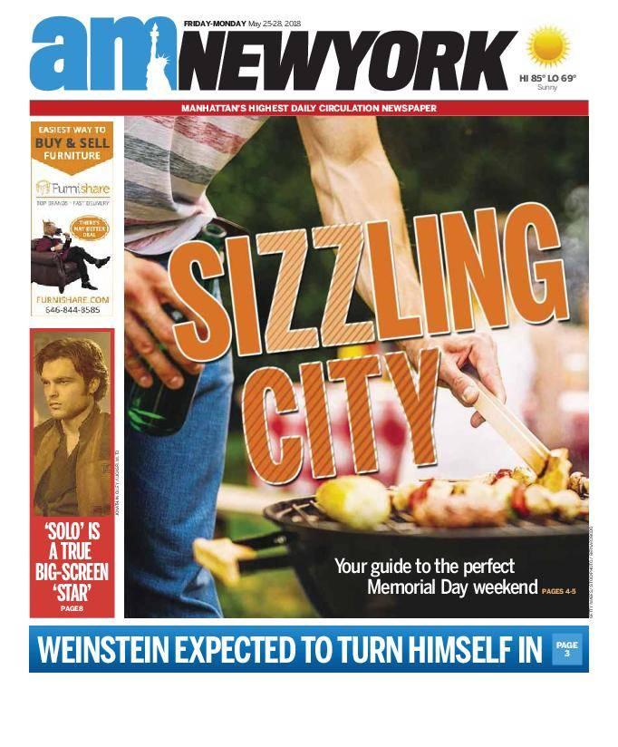 AM New York - May 25, 2018