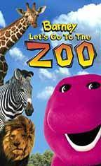 Barney Games: Lets Go To The ZOO