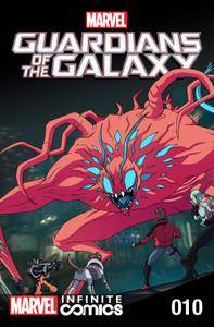 Marvel Universe Guardians of the Galaxy Infinite Comic 010 2016 Digital