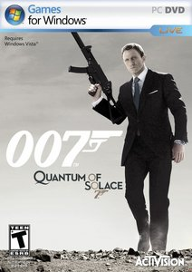 [PC GAME] James Bond 007 Quantum of Solace (2008)