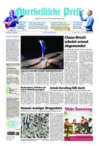 Oberhessische Presse Marburg/Ostkreis - 11. April 2019