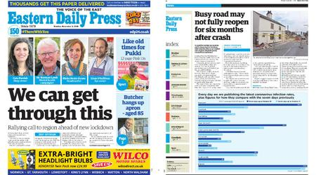 Eastern Daily Press – November 02, 2020