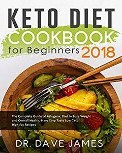 Keto Diet Cookbook for Beginners 2018