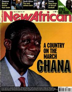 New African - March 2004