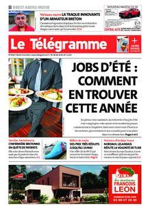 Le Télégramme Brest Abers Iroise – 04 mai 2021