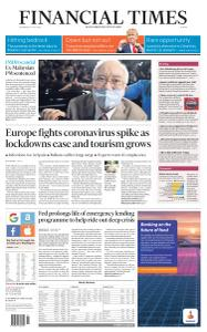 Financial Times Europe - July 29, 2020