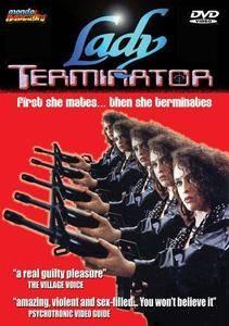 Lady Terminator (1989) Pembalasan ratu pantai selatan