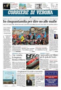 Corriere di Verona - 22 Marzo 2019