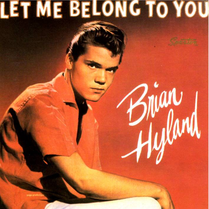 Brian Hyland - Let Me Belong To You (1993)