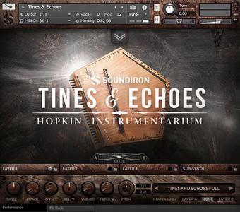 Soundiron Hopkin Instrumentarium Tines and Echoes v1.0.0 KONTAKT
