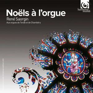 René Saorgin - Noëls à l'orgue (1975/2011)