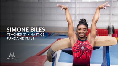 MasterClass - Simone Biles Teaches Gymnastics Fundamentals